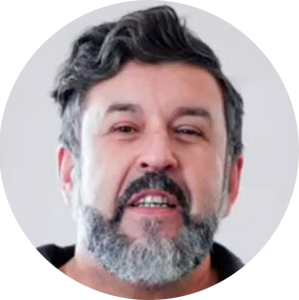 Jorge, profesor de teatro